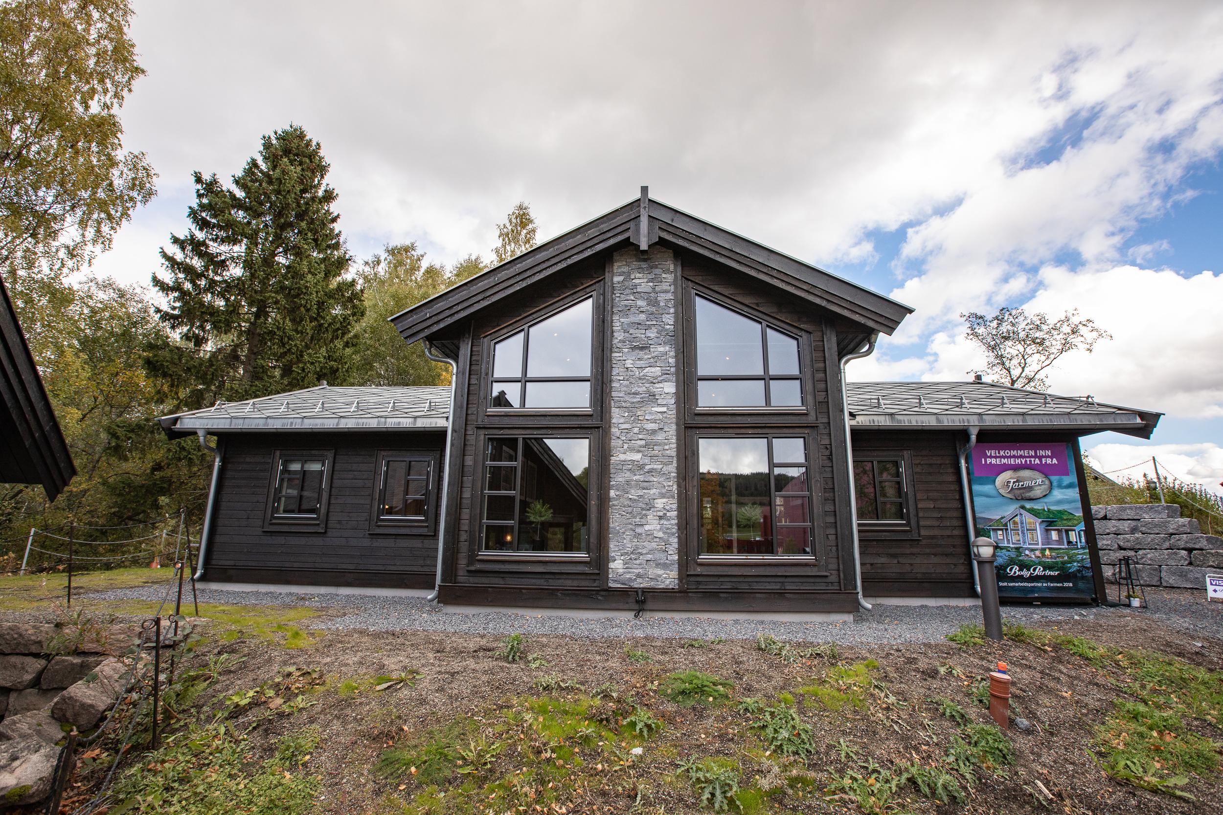 Lun hytte i Sogndal i 2020 | Interiør fjellhytte, Moderne